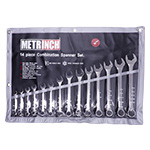 14 Piece Wrench Set